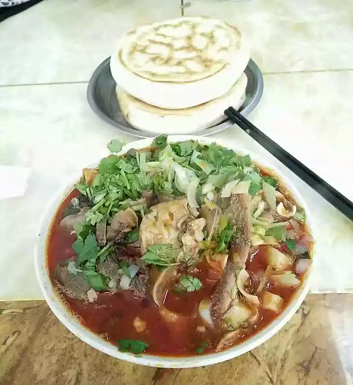 Ningxia cuisine dingsulai mutton mixed with fresh stewed 250g * 4 bags of Shizuishan snacks