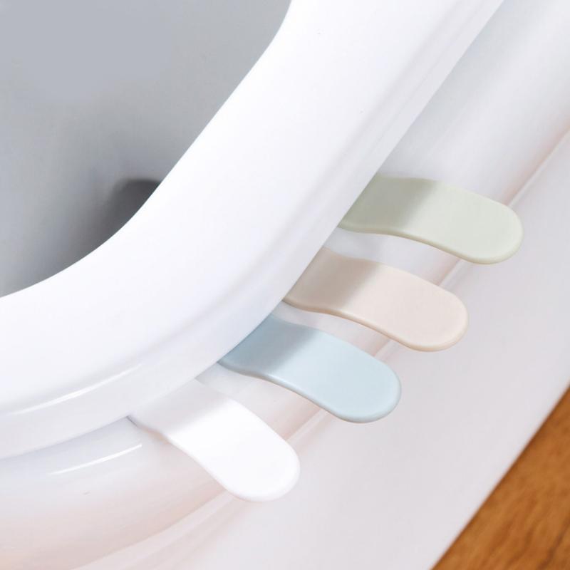 掀马桶盖的把手马桶提盖器掀盖器翻盖器卫生间不脏手卡通创意可爱