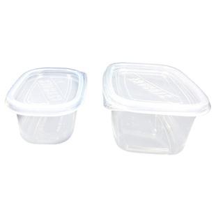 高檔豆乳包裝盒水果撈千層蛋糕盒爆漿奶蓋日式豆乳打包盒蛋糕包郵