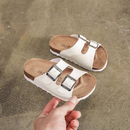 儿童拖鞋夏季女童外穿宝宝凉拖鞋防滑男童小孩韩版中大童沙滩鞋