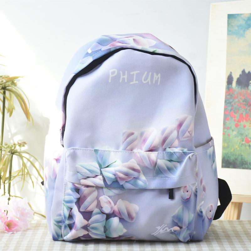«новые» свежий пой оригинальные девочек небольшой рюкзак мягкой милая студентка рюкзак мешок школы