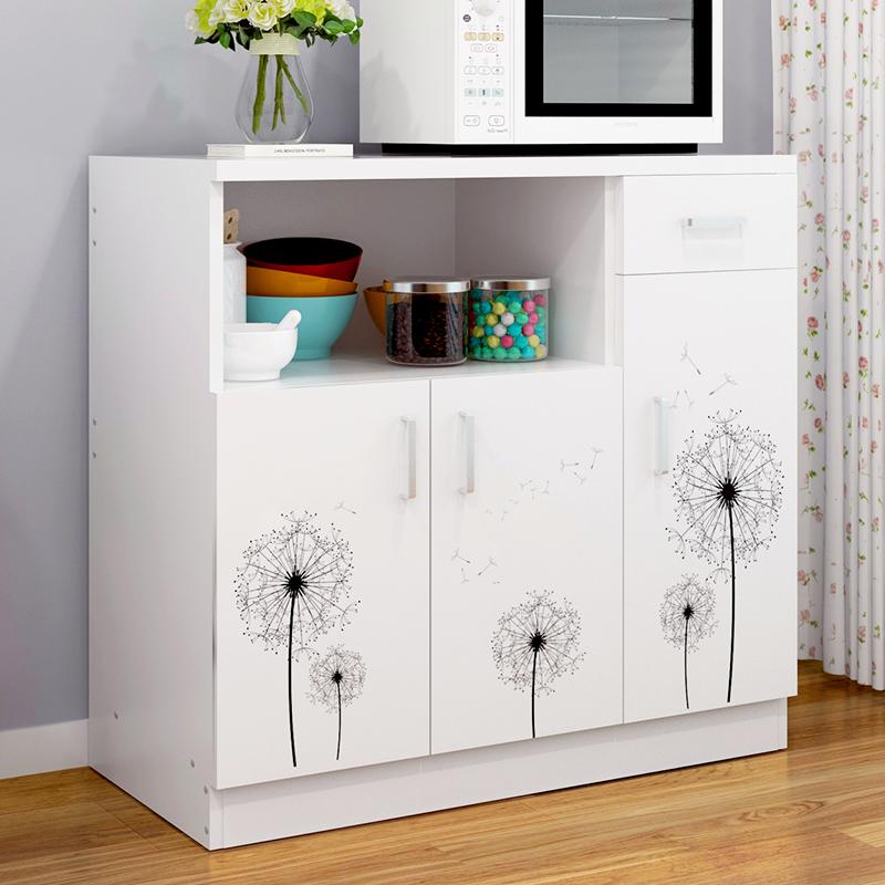 Сто миллионов домой достигать еда сервант современный простой чай кабинет кухня хранение кабинет шкаф гостиная хранение кабинет многофункциональный чаша кабинет