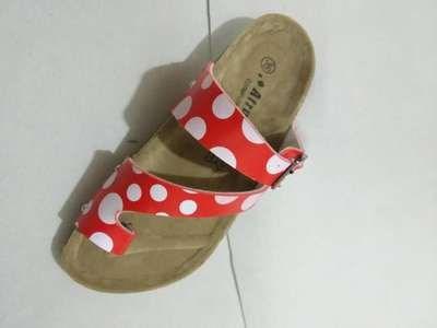 2020 summer new flip flops mens and womens Korean fashion lovers beach cork shoes casual sandals