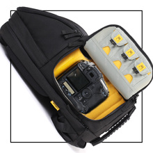 Anor Multifunctional Photography Shoulder Digital Backpack Portable Camera Canon Sony Concorde Male Professional SLR Camera Bag