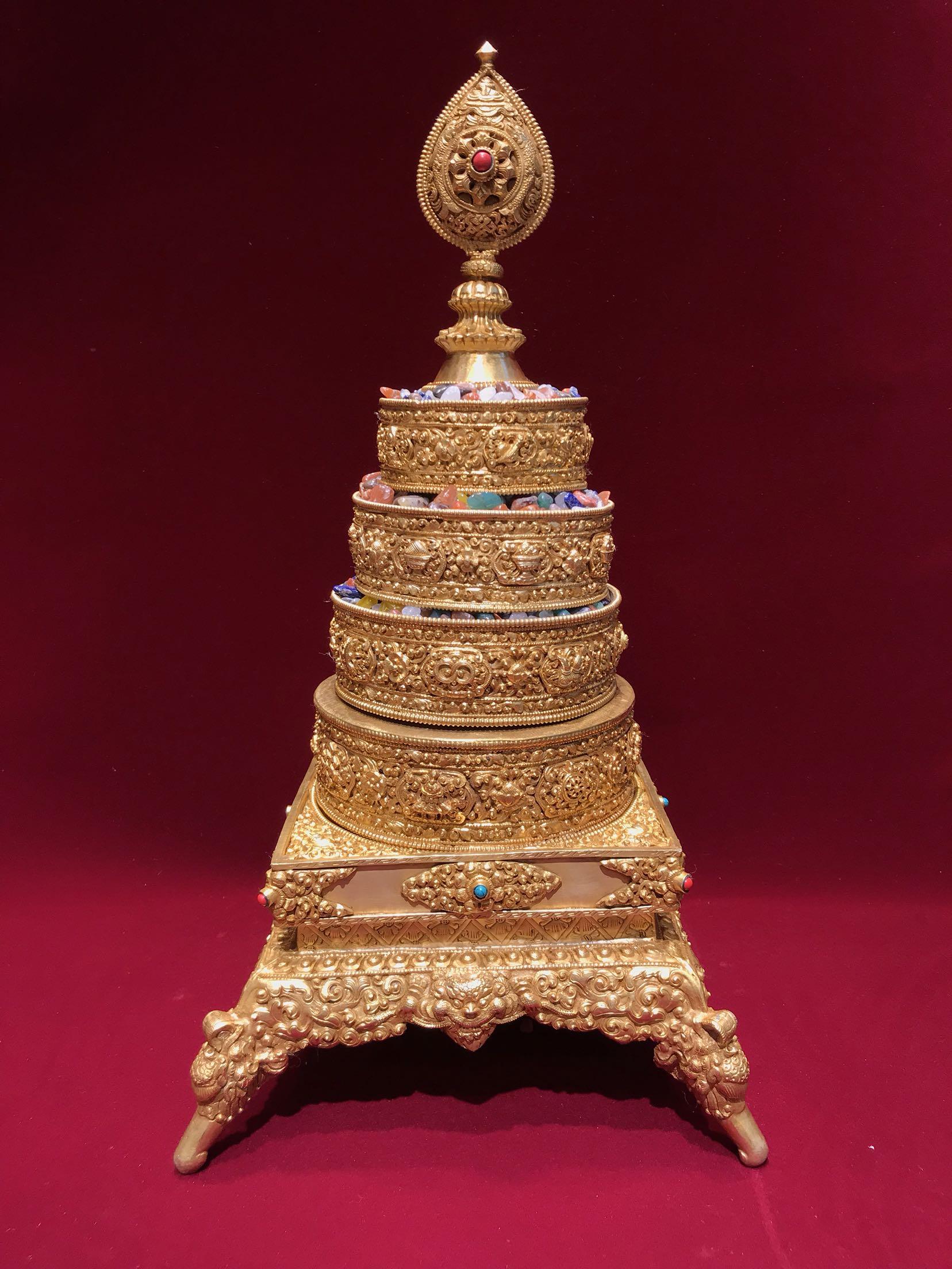 Круги с буддийскими текстами Артикул 593012312551