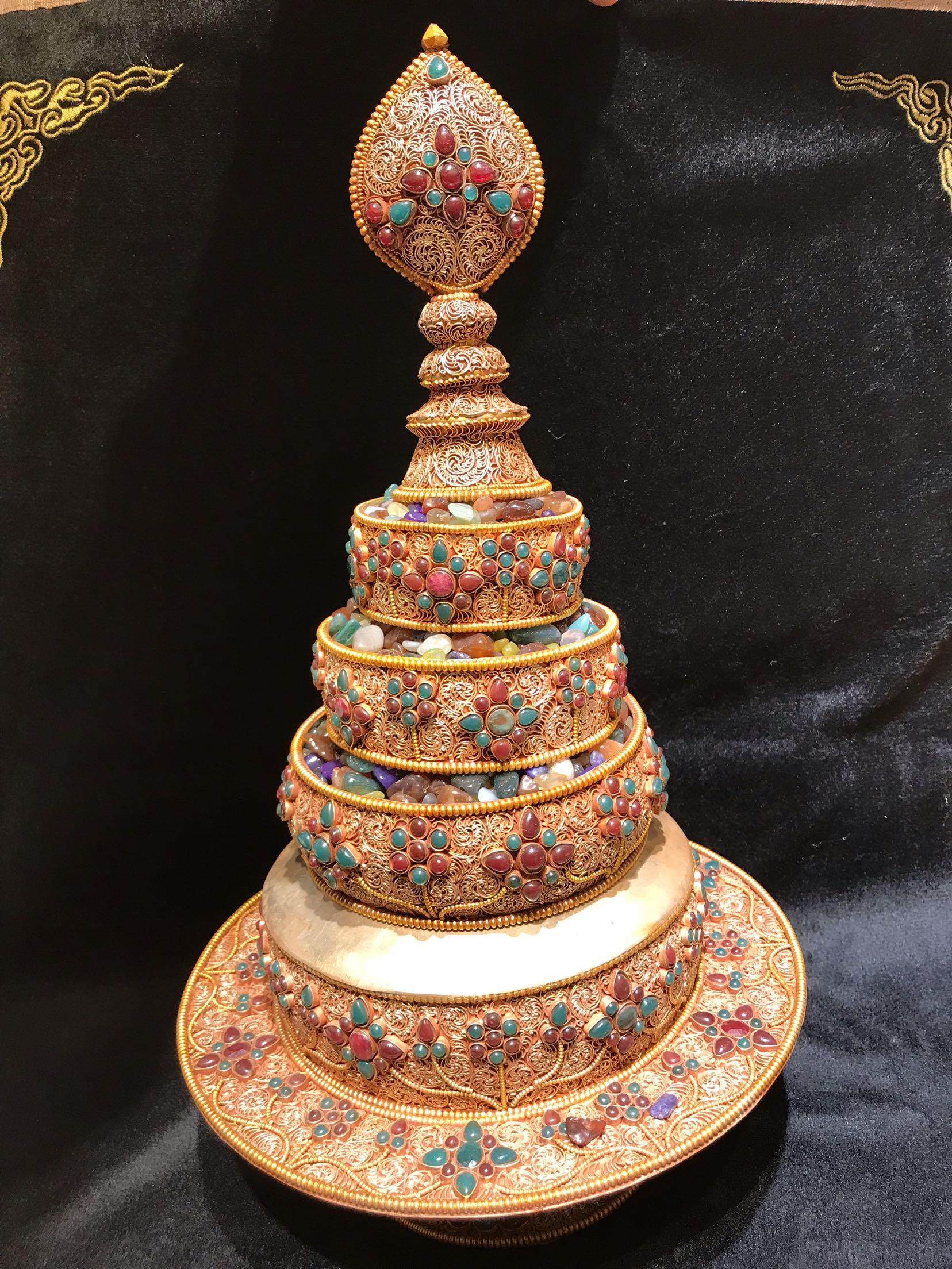 Круги с буддийскими текстами Артикул 588230338602