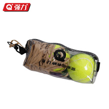A powerful tennis 5215 single adults golf balls with a rubber band children springback trainers suit bag