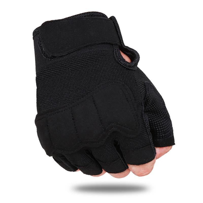 Мужские перчатки без пальцев Артикул 598073604172
