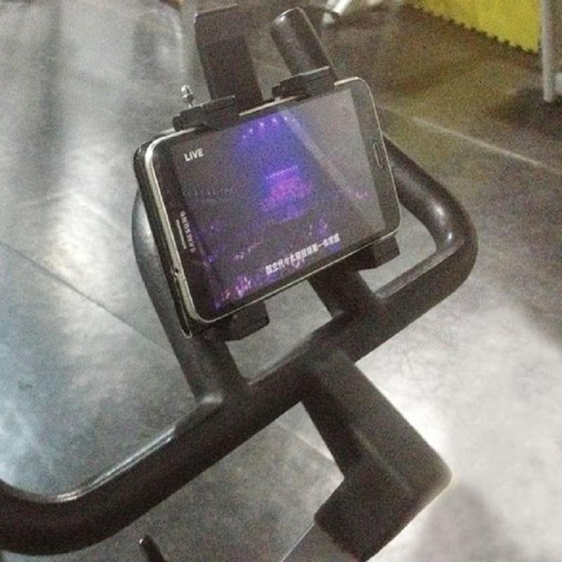 包邮健身房跑步机动感单车苹果小米三星华为通用手机平板电脑支架券后19.80元