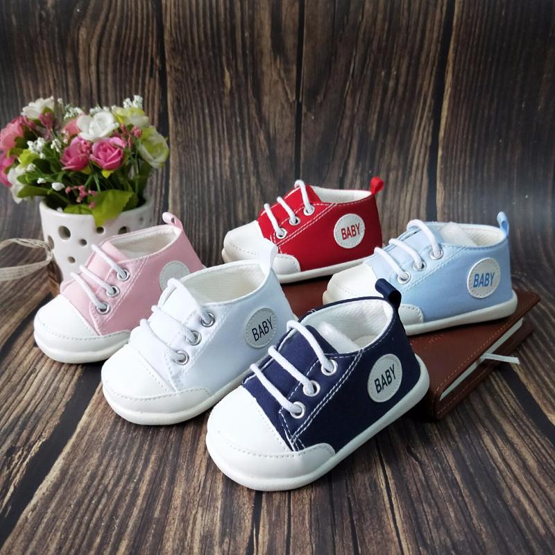 0-1-2歲春夏秋韓版側bab系帶嬰兒軟底鞋子男女寶寶防滑學步鞋單鞋