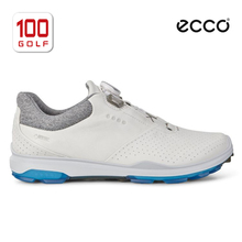 ECCO ECCO Golf Shoes Men's Jianbu Mix 3 Series Golf Shoes BIOM Buttons 18 New Products