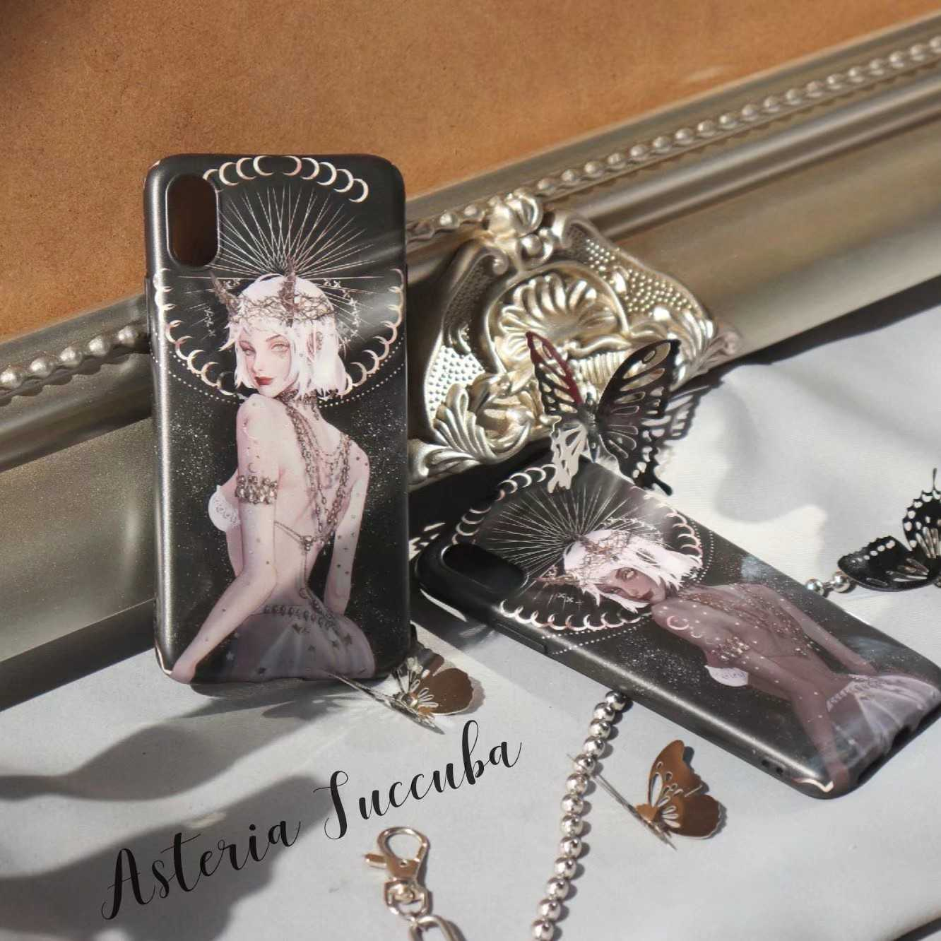 Asteria sucuba series customized mobile phone case