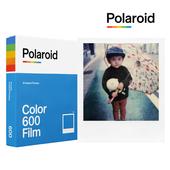Polaroid 宝丽来600拍立得相纸 白边彩色单双包复古胶片 20年06月