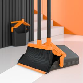 扫把套装家用扫帚簸箕组合笤帚刮水器卫生间单个扫地神器不粘头发