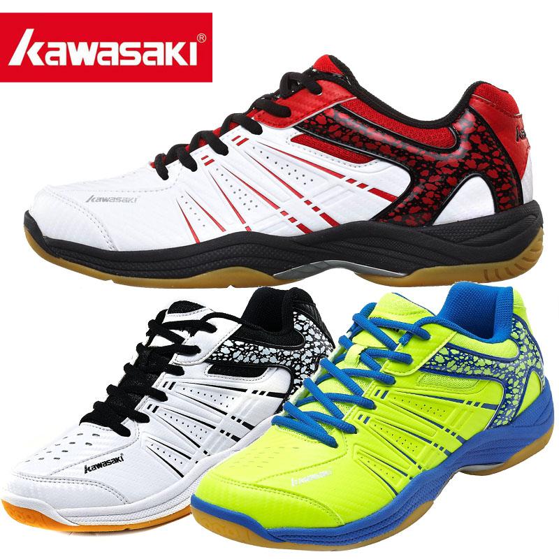 kawasaki/川崎羽毛球鞋 062 063男鞋女鞋防滑透气耐磨训练比赛