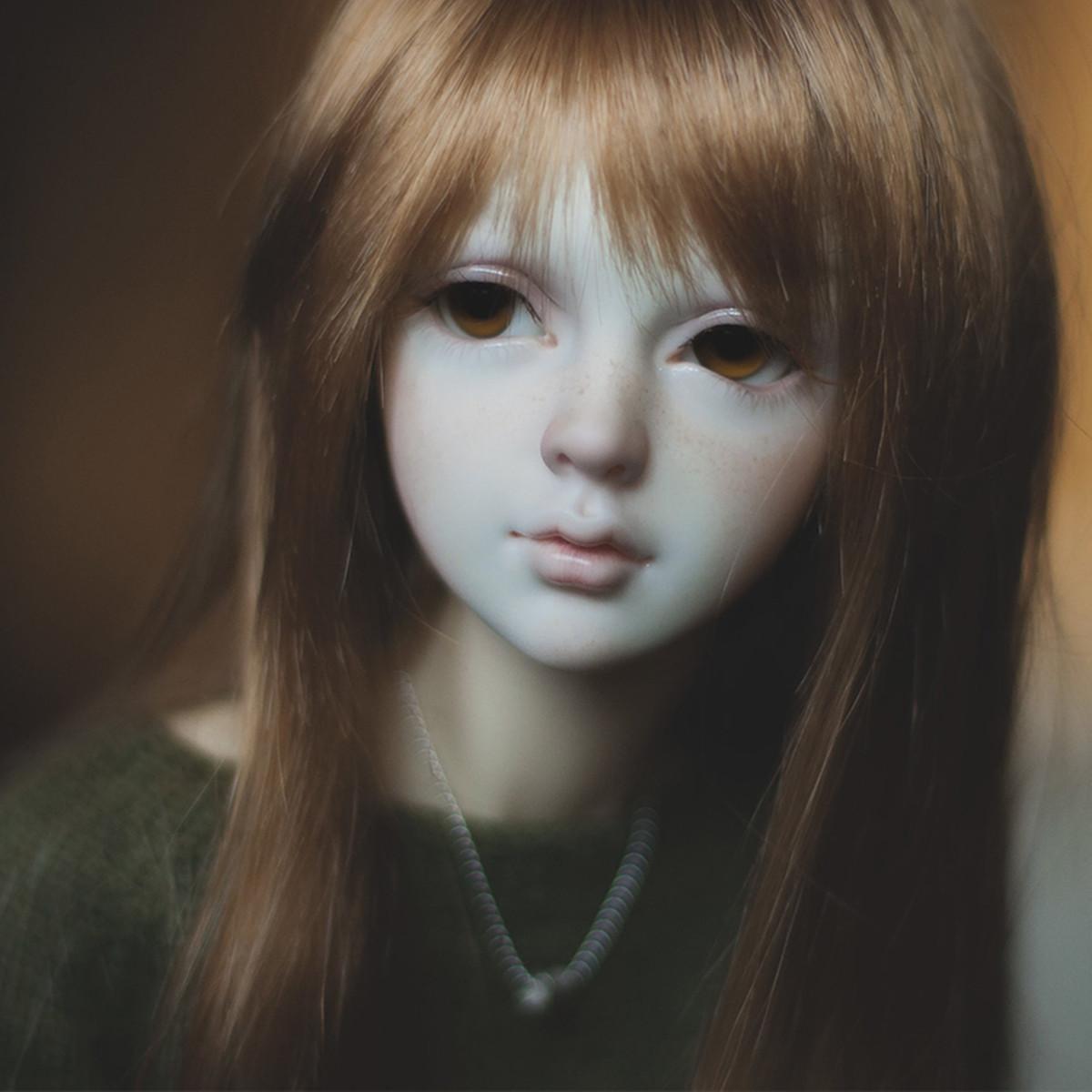 3分BJD娃娃SD doll lina 树脂可动人形球关节玩偶