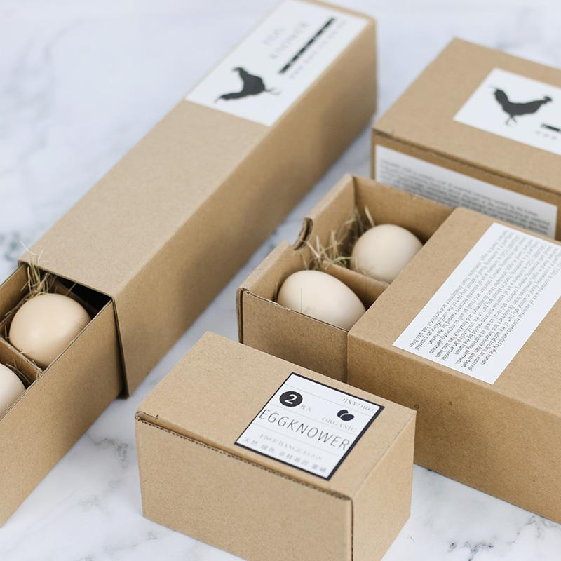 创意5枚6枚10枚20枚30个装鸡蛋包装盒快递防震鸡蛋鸭蛋托礼盒定制