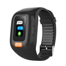 New old people's anti lost GPS positioning Bracelet tracking artifact anti lost watch phone