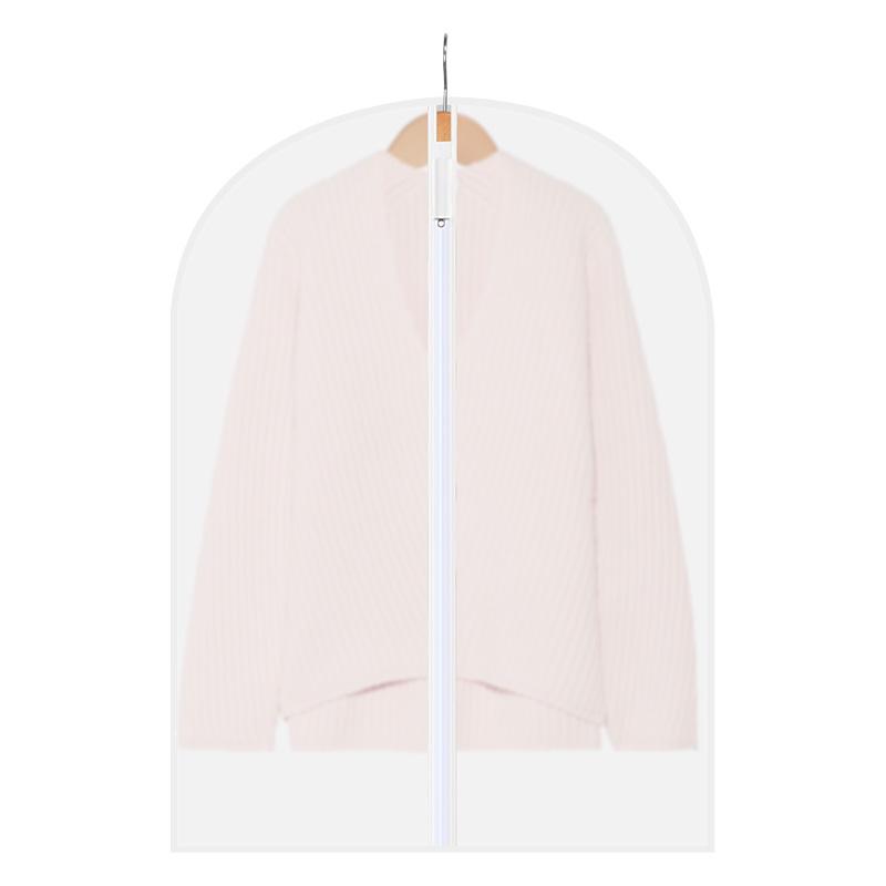 透明挂衣袋家用衣柜西装收纳防尘罩评价好不好
