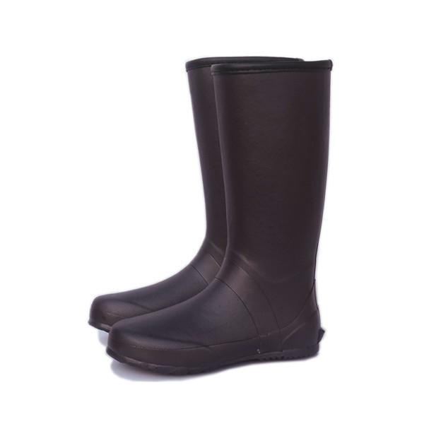 Внешняя торговля, один хвост мода леди сапоги специальные высокие резиновые дождь Сапоги мужские резиновые воды обувь Обувь, Япония и Корея от Kupinatao