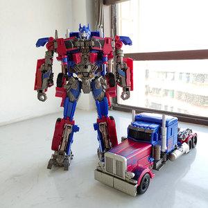 领5元券购买威将变形金刚5擎天柱英雄SS05缩小版大黄蜂汽车机器人模型玩具