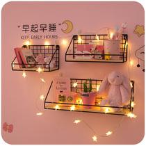 ins房间布置网红卧室装饰用品租房改造小家具出租屋必备神器少女