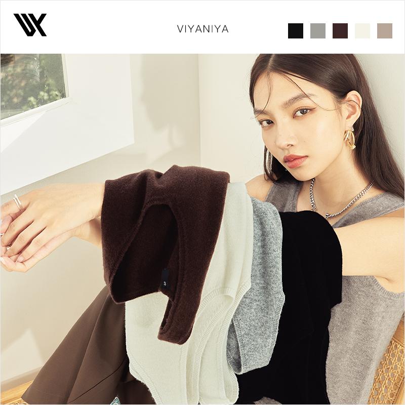 V领绵羊毛背心 26支 100g V21Z010102