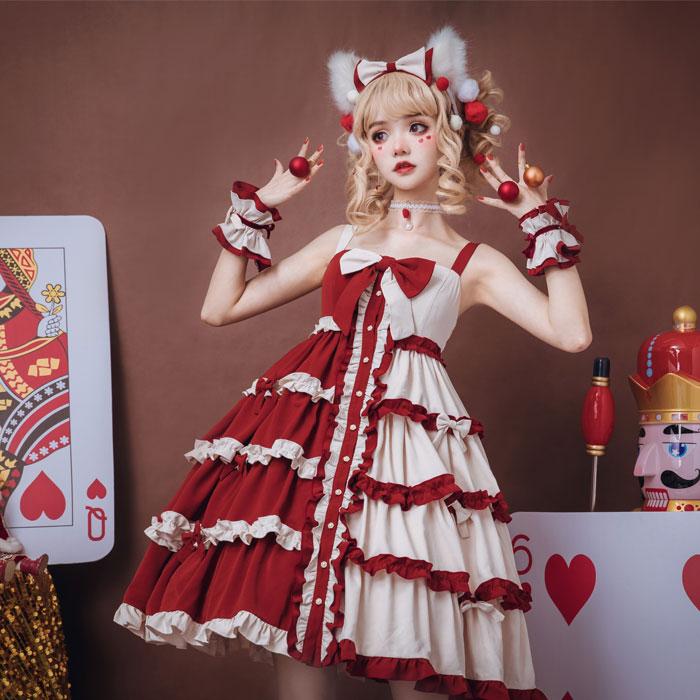 Kirakira house candy beans jsk spot Lolita Dress Lolita original