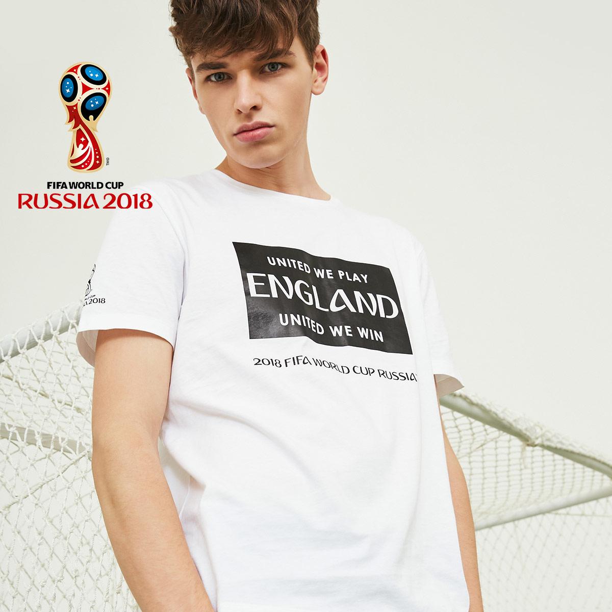 JackJones杰克琼斯世界杯授权FIFA短袖T恤218301547