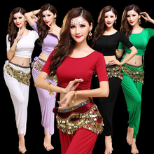 Belly Dance 2019 New Clothes Gong Suit Beginner Sexy Summer Female Performing Dresses Slim