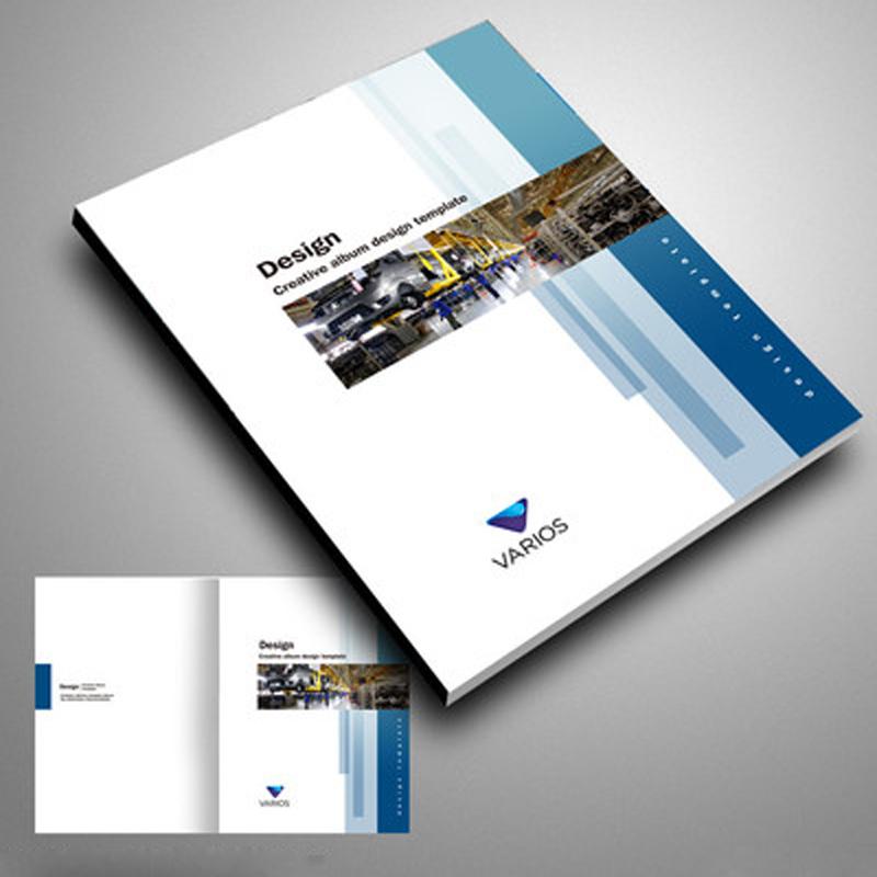 cdr AI ps id修改杂志书籍作业印刷 报纸排版设计图 画册印刷