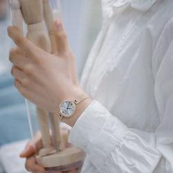 【明星同款】2021新品天王女表石英女士腕表小晶钻专享礼盒31230