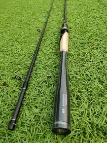 哈希玛路亚竿鱼竿ML调葫芦把鳜鱼翘嘴鲈鱼远投竿逆羽富士配置