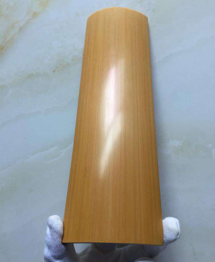 竹片雕刻臂搁原料雕刻材料去皮打磨抛光竹片竹块竹条竹料竹子订做 Изображение 1