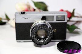 佳能胶卷机婚纱摄影佳能135胶片胶卷机械老相机怀旧收藏道具摆设