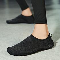 健身房室内运动鞋跑步机专用鞋男动感单车鞋贴肤瑜伽鞋女赤足跑鞋