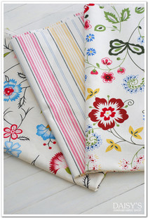 Ju home linen cotton cloth fabric curtain fabric cushions IKEA curtain fabric