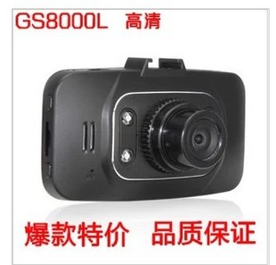 Manufacturers wholesale GS8000L tachograph ultra wide angle night vision HD 1080P Mini car video