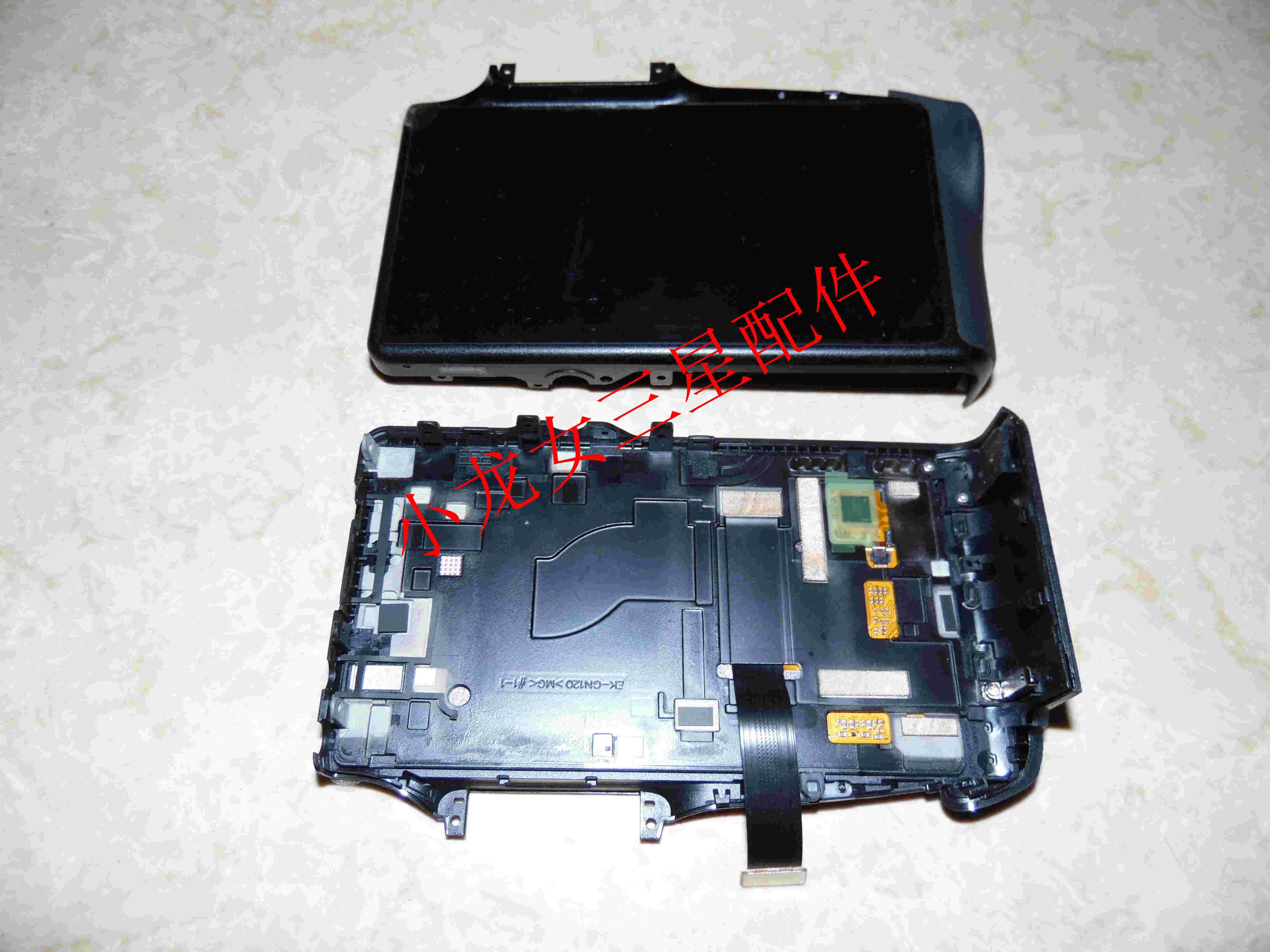 三星 EK-GN100 EK-GN120显示屏 液晶屏总成 带后壳 全新原装