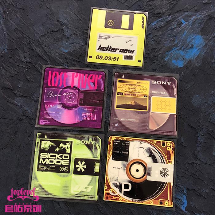 Пластинки с записями партийных речей Артикул 587158147300