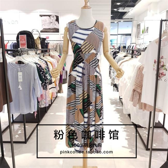 折扣�n��直�l�9裾�品OLIVE DES OLIVE18夏女�@瘦�B衣裙YZ8AO042