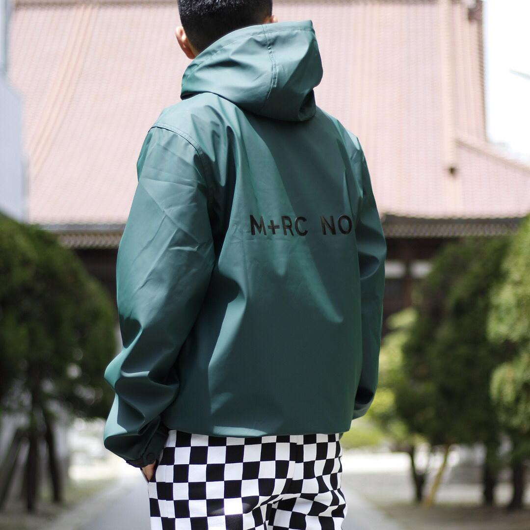 【潮物Woo】M+RC NOIR Storm Jacket 防水防风衣冲锋衣夹克外套