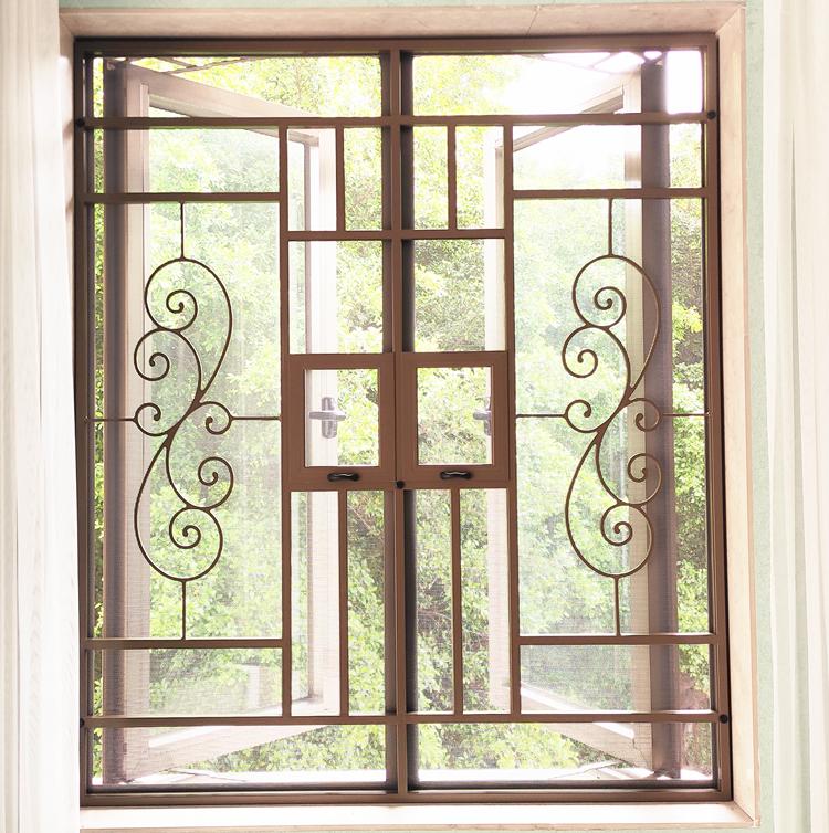 アルミニウム合金窓304金鋼網網戸ベランダ防護柵高層子供保護窓防護柵
