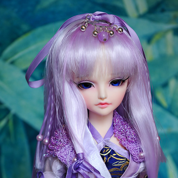 Makeup delivery package [od] Kexin 1 / 4 BJD / SD baby girl ancient costume complete set 85% off warehouse price