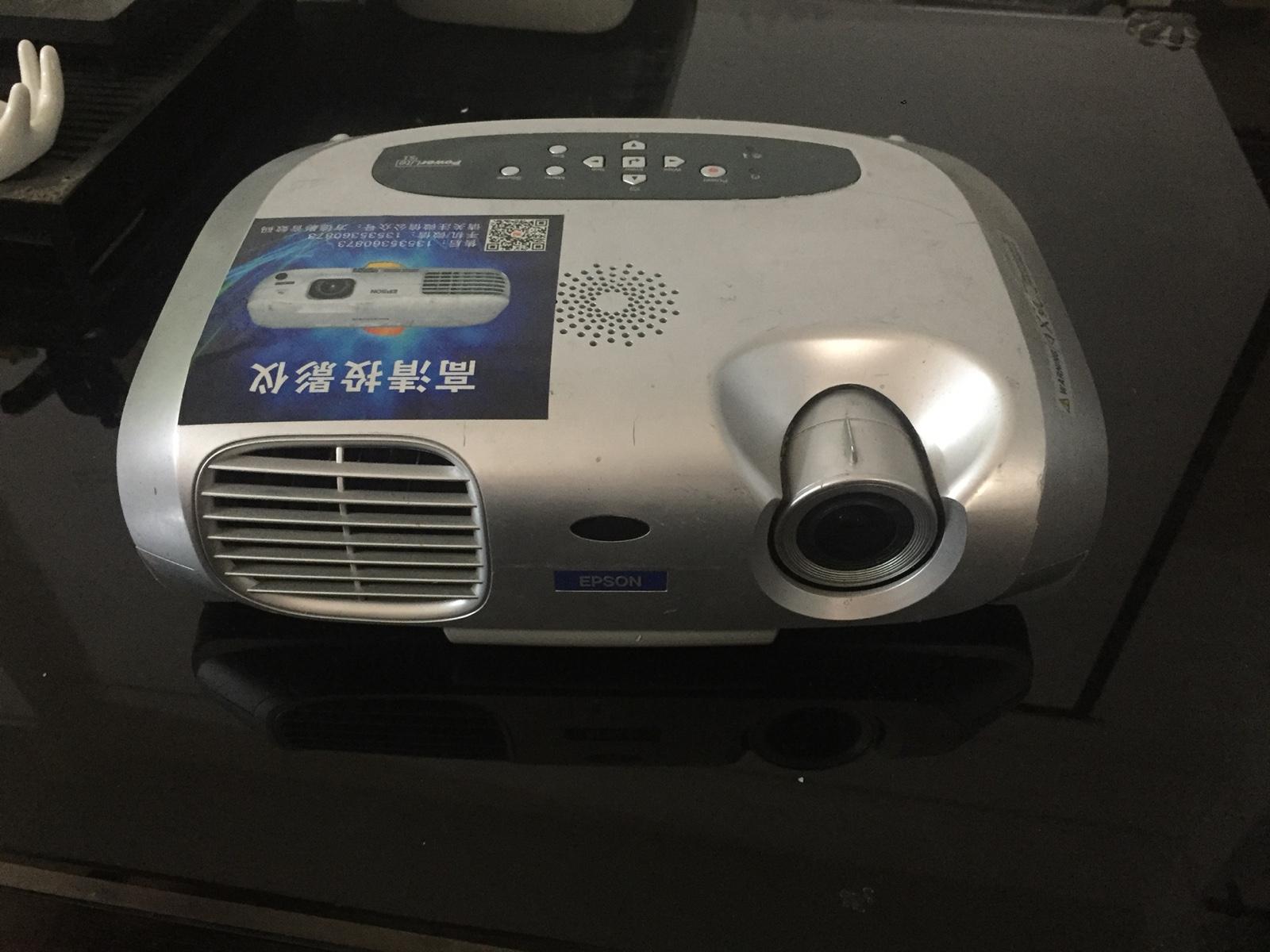 (用40元券)爱普生二手高清投影仪S1家用1080p办公培训教学KTV投影机清仓