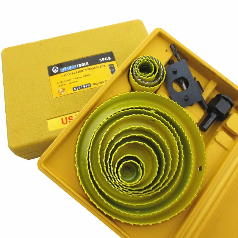 Негр инструмент 5 модель 13 модель вниз отверстие пила камень крем доска прожектор плотник инструмент плотник отверстие пила