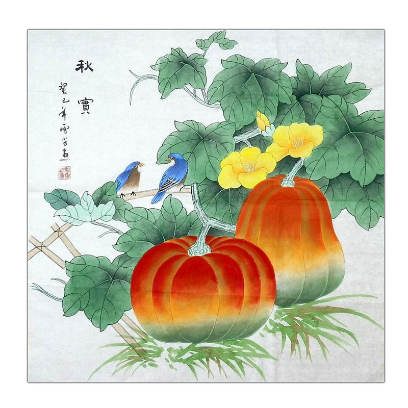 Китайская живопись Артикул 16731517266