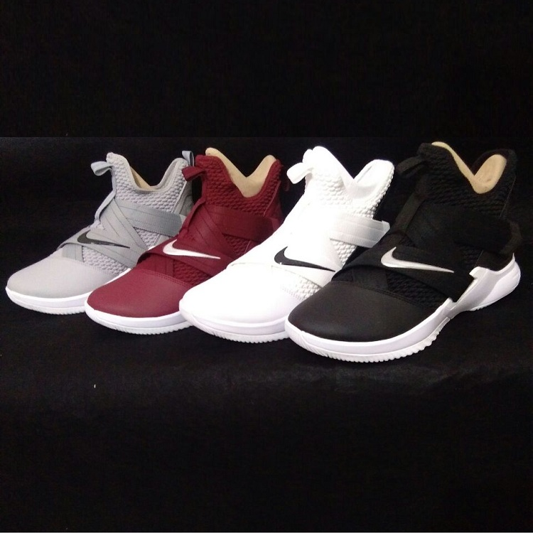 Nike soldier 12 James soldier 12 basketball shoe at3872-002