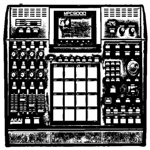 AKAI Hip Hop Mpc Sample Hip Hop drum samples creative audio tone loop