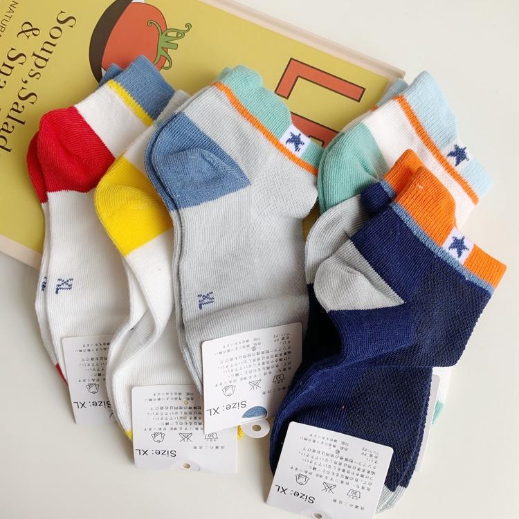 春夏新款男女童立体卡通动物造型薄款短筒袜PS175,可领取元淘宝优惠券